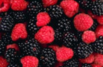 Raspberry & Bran Oatmeal