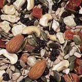 Homemade Dried Fruit & Nut Trail Mix